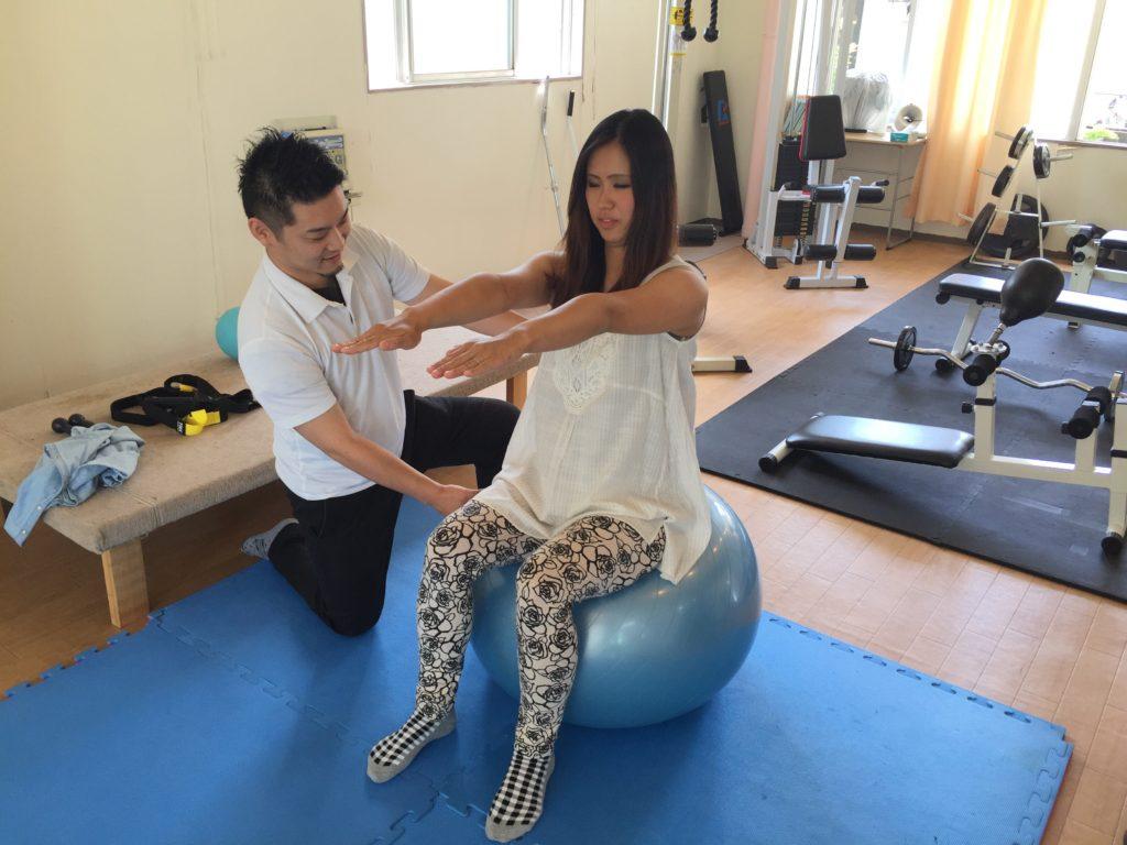 体幹の運動